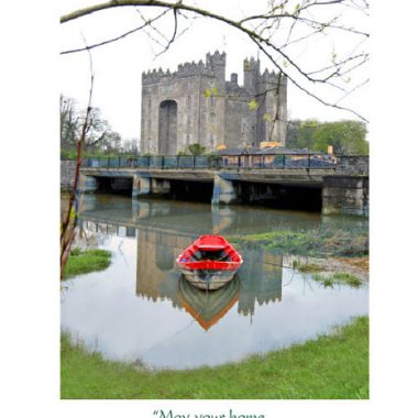 Bunratty Castle New Home card