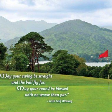 Irish-golf-Birthday-card
