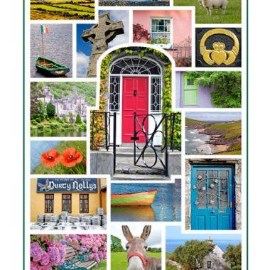 Ireland Mosaic Cards