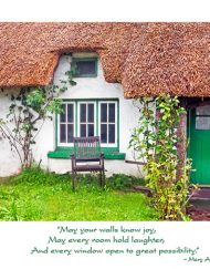 IW-226 Adare Thatched Cottage