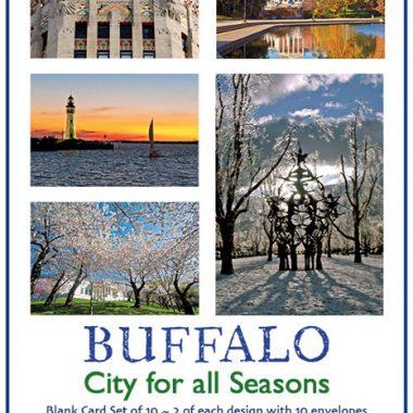 Buffalo - City for All Seasons Boxed Set of 10