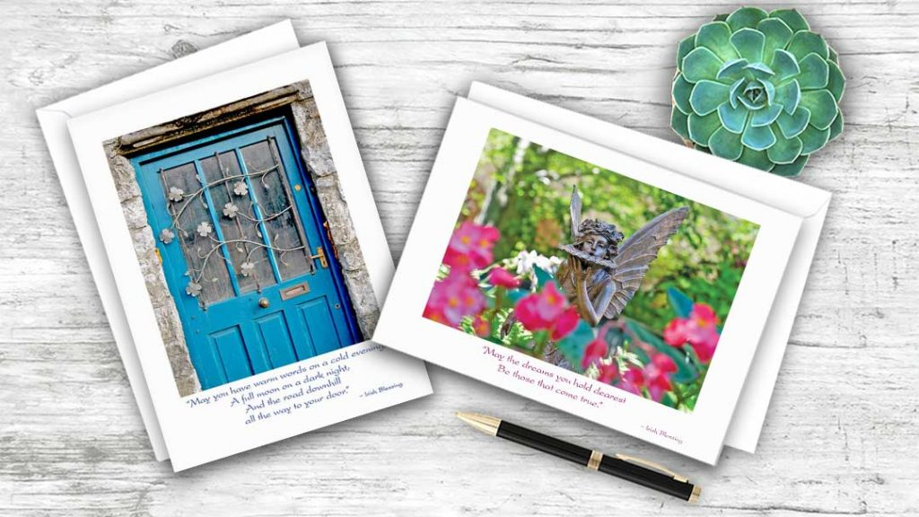 Irish Card Shop Ann Peterson Mundo Images