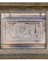 Stone Buffalo 716 Rustic Tray
