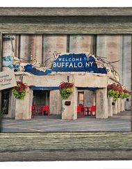 Welcome to Buffalo Rustic Tray