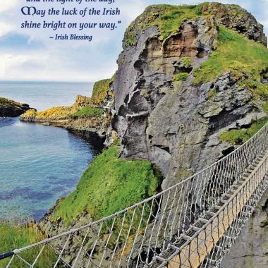 Carrick a Rede birthday card