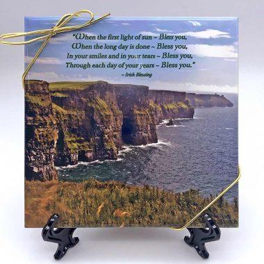 Cliffs Moher Triv Art
