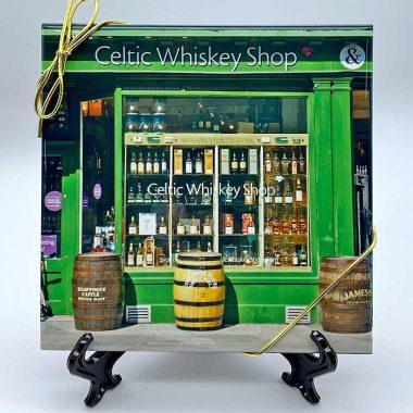 Celtic Whiskey Triv Art