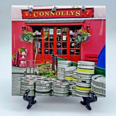 Connollys Pub Triv Art