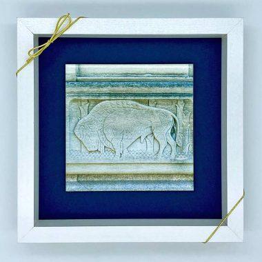 Stone-Buffalo-framed-tile