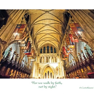 St. Patricks Cathedral confirmation